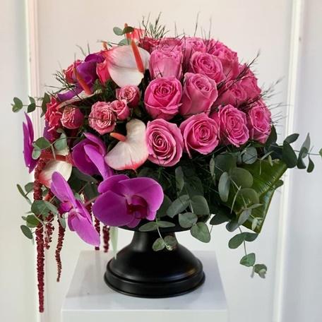 butik çiçek arajmanı